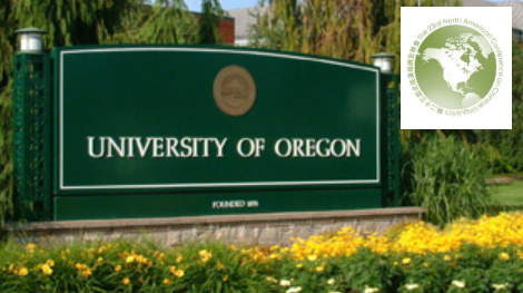 NACCL-23, University of Oregon Sign